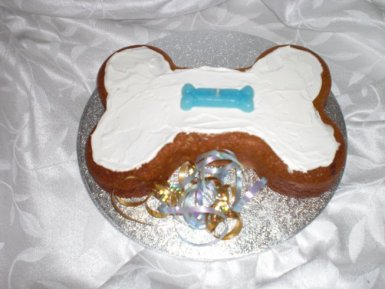 Banana Birthday Cake For Dogs ~ Recipe for carrot banana vanilla sponge carrot fruit cake photos